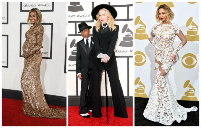 Vedete bine / prost imbracate la Grammy 2014 (poze)