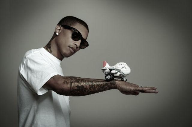 Major Lazer Feat. Pharrell - Aerosol Can (piesa noua)