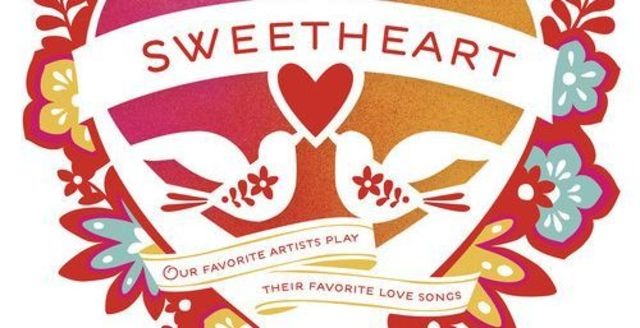 Asculta compilatia Sweetheart 2014: cele mai frumoase piese de dragoste din istorie, in interpretare indie (audio)