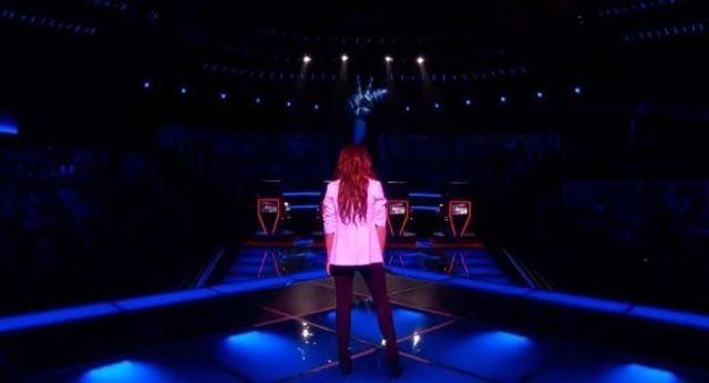 The Voice US: a intors toate scaunele cu o piesa Miley Cyrus (video)