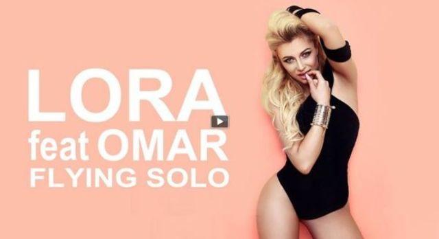 Lora feat. Omar - Flying Solo (piesa noua)