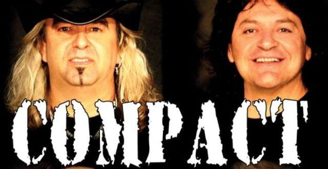 Compact canta pe 7 martie la Club Live din Bucuresti