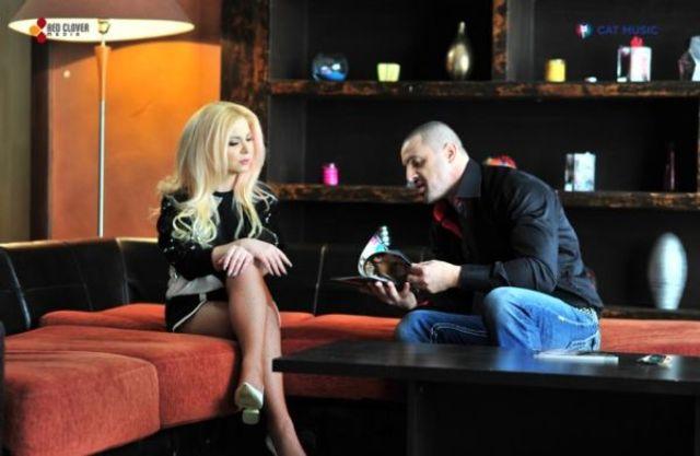 Alessia feat. Pavel Stratan - Vorbe letale (videoclip nou)