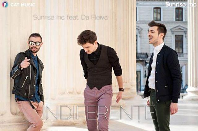 Sunrise Inc feat. Da Fleiva - Indiferente (single nou)
