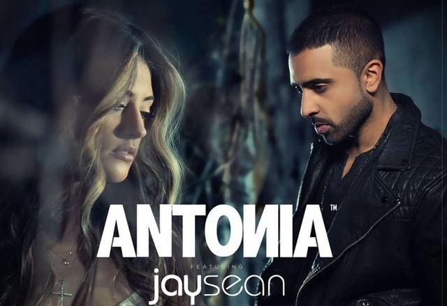 Antonia feat. Jay Sean - Wild Horses (videoclip nou)