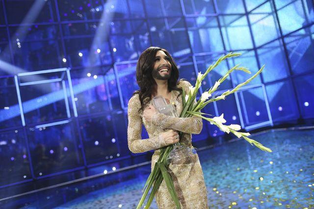 Conchita Wurst (Austria) - finala Eurovision 2014