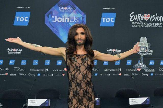 Conchita Wurst - Austria (castigator Eurovision 2014): Viata mea e un musical