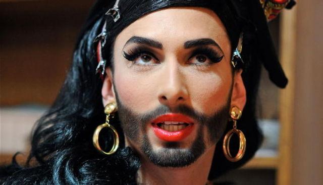 Cum arata castigatorul Eurovision 2014 inainte de a deveni diva Conchita Wurst (poze / video)