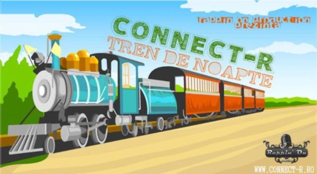 Connect-R - Tren de noapte (single nou)