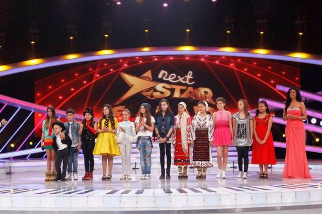 Next Star - sezonul 3: vezi momentele din finala (video)