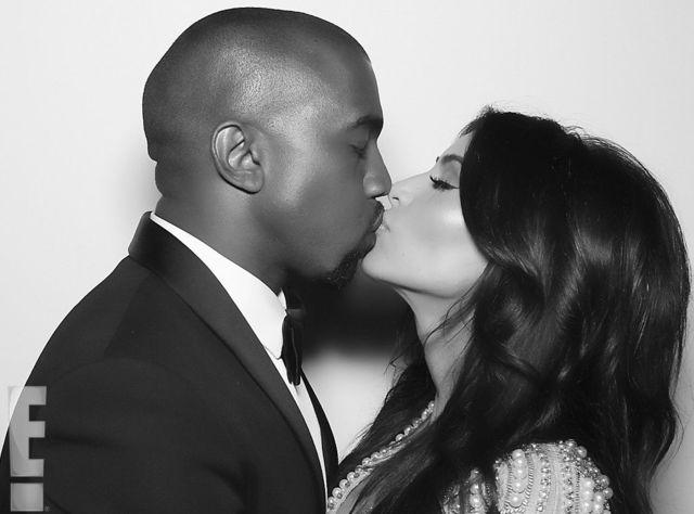 Nunta Kanye West si Kim Kardashian