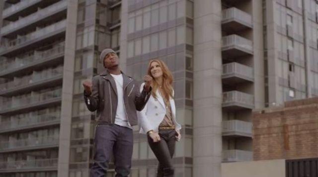 Celine Dion & Ne-Yo - Incredible (videoclip nou)