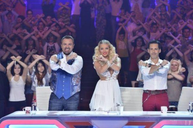 X Factor, sezonul 4: primele imagini de la auditiile cu juriul (poze)