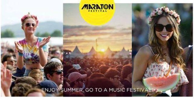 Concurs: doua abonamente la Maraton Festival 2014 (25 - 27 iulie, Bacau)