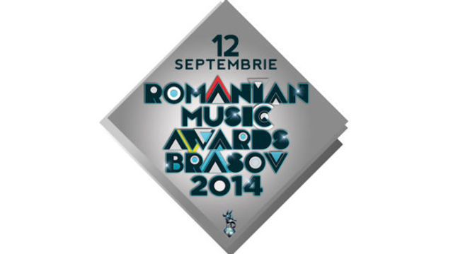 Romanian Music Awards 2014, pe 12 septembrie, la Brasov