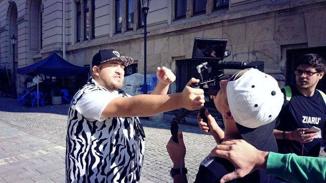 Poze filmari