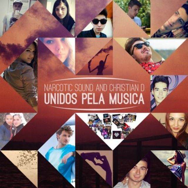 Download Narcotic Sound and Christian D - Unidos pela Musica (Dalvee Remix)