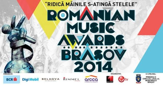 Romanian Music Awards: Cine canta la RMA 2014?