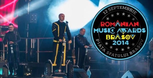 Romanian Music Awards 2014: LIVE VIDEO