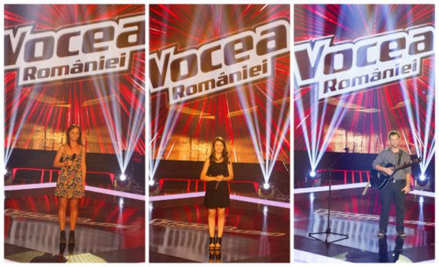 Vocea Romaniei, sezon 4, auditii pe nevazute 5: cunoaste concurentii (video)