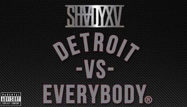 "Eminem, Royce Da 5'9"", Big Sean, Danny Brown, Dej Loaf, Trick Trick - Detroit Vs. Everybody (piesa noua)"