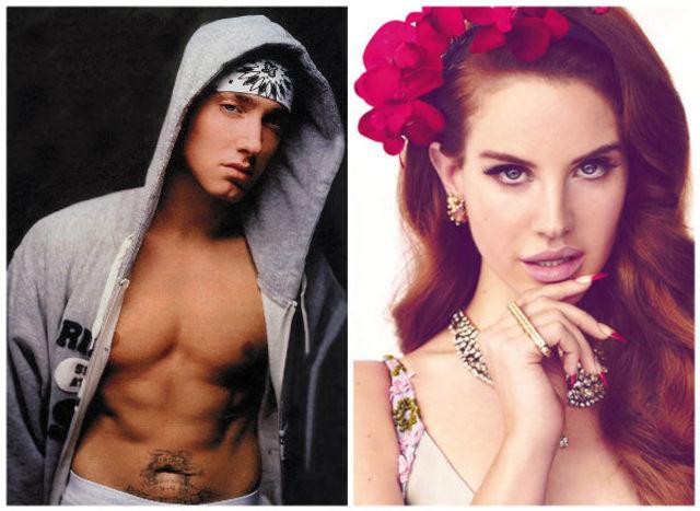 Eminem agita internetul cu SHADY CXVPHER: I'll punch Lana Del Rey right in the face twice (video)