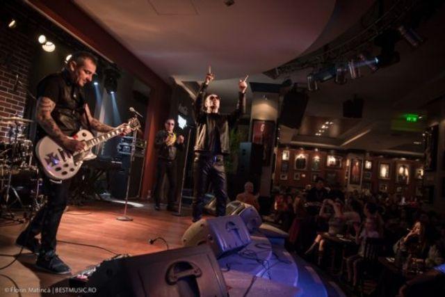 Galerie foto Directia 5 live Hard Rock Cafe