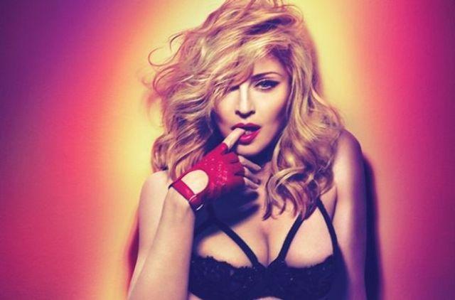 Madonna a confirmat faptul ca a avut o relatie cu Tupac