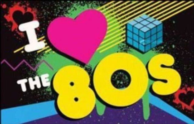 10 piese ale anilor `80 - Part IV