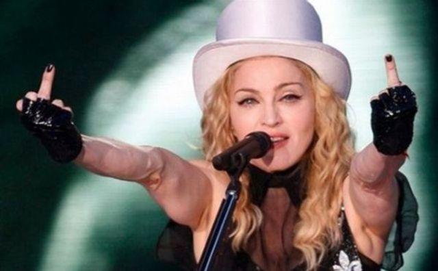 """Albumul """"Rebel Heart"""" al Madonnei este cel mai prost album vandut al artistei"""