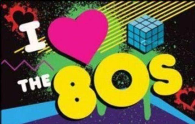 10 piese ale anilor `80 - Part VI (video)