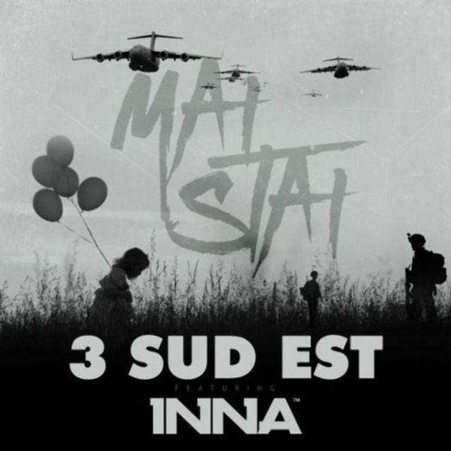 """""""Mai Stai"""", colaborarea dintre 3 Sud Est si Inna are peste 1,3 milioane de vizualizari"""
