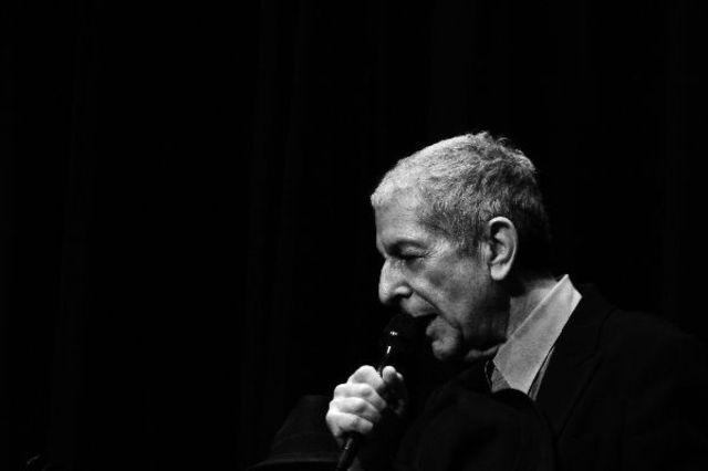 """Leonard Cohen a lansat o melodie de pe cel mai nou album """"Can't Forget: A Souvenir of The Grand Tour"""" (Audio)"""