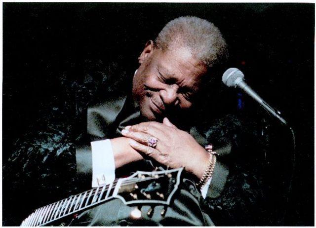 """""""Regele Blues-ului"""", B.B.King, a murit"""