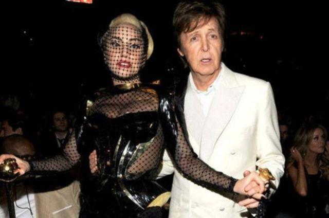 Paul McCartney va colabora cu Lady Gaga pentru coloana sonora a unui film