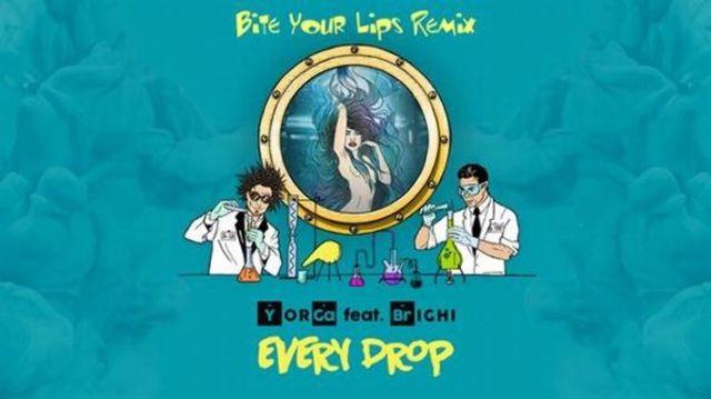 """YorGa si Brighi au lansat remixurile single-urilor """"Strop de fericire / Every drop"""""""