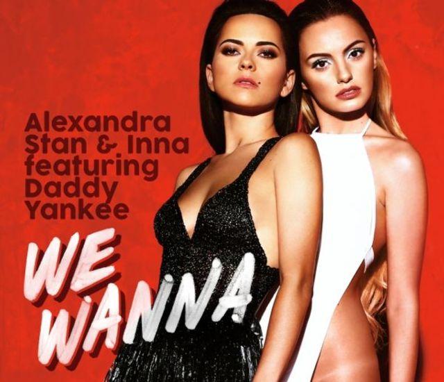 """Alexandra Stan si Inna canta alaturi de Daddy Yankee piesa """"We Wanna"""" (teaser)"""