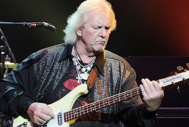 Basistul trupei Yes, Chris Squire, a decedat