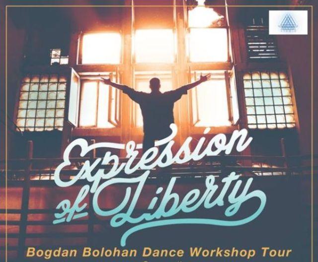 Finalistii Romanii au talent Bogdan Bolohan si KID A te invita sa inveti sa dansezi alaturi de ei la CLUJ!