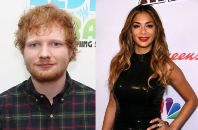Ed Sheeran a parasit-o pe Nicole Scherzinger din cauza diferentei de varsta