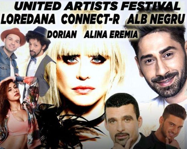 Programul showului Loredana, Connect-R si Alb Negru de pe 20 septembrie de la Arenele Romane