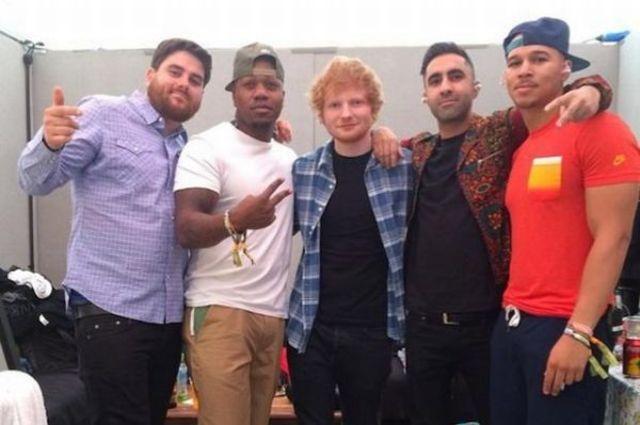 """Lay It All On Me"", cea mai recenta colaborare Ed Sheeran-Rudimental (audio)"