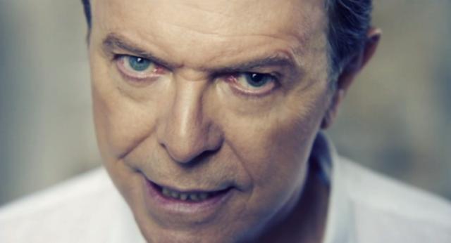 """Albumul """"Blackstar"""" al lui David Bowie - prima lansare importanta a acestui an"""
