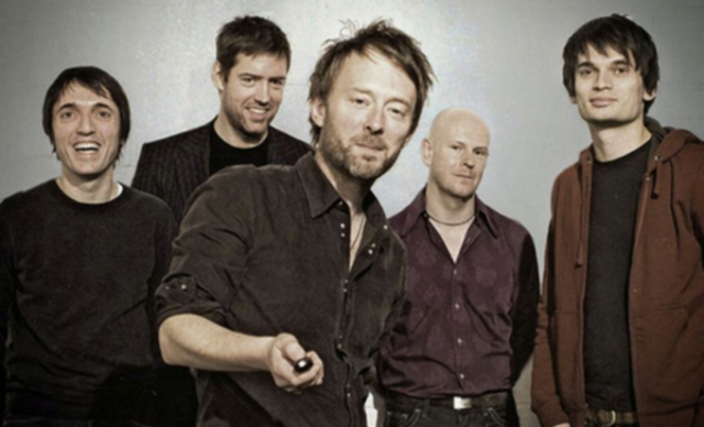 Radiohead se intoarce pe scena!