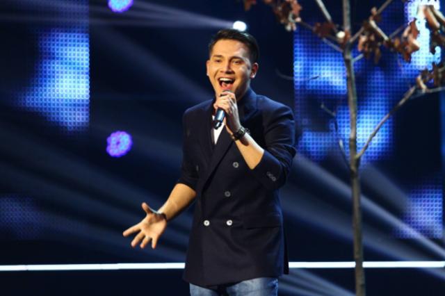 Florin Raduta, castigatorul X-Factor, canta cu Nicoleta Nuca la Hard Rock Cafe