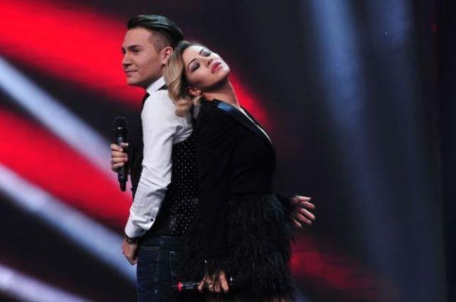 Nicoleta Nuca si Florin Raduta canta maine seara la Hard Rock Cafe