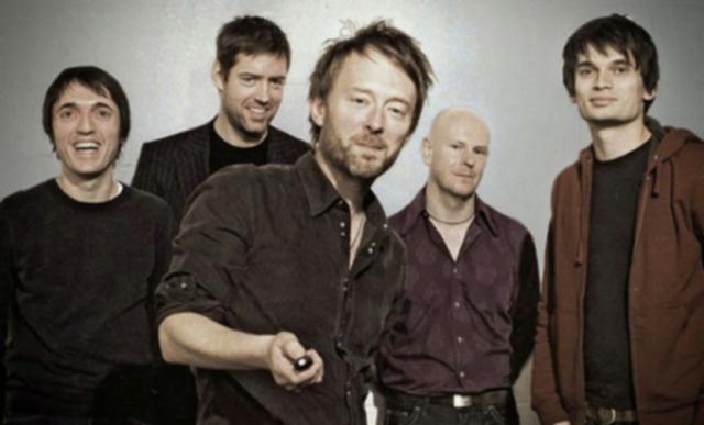 Radiohead pleaca in turneu
