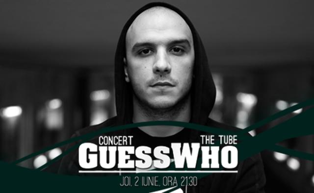 Guess Who va concerta in The Tube, Bucuresti