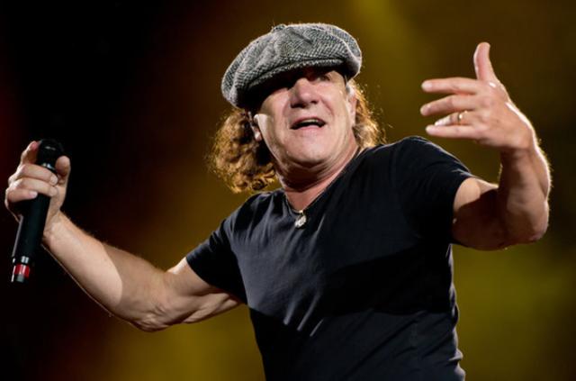 Fostul vocalist al trupei AC/DC va fi gazda emisiunii 'The Producers' la Planet Rock