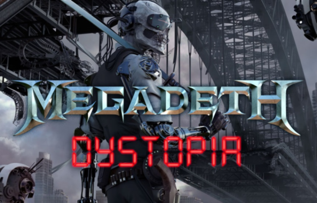 "Setlistul turneului Megadeth ""Dystopia World Tour"""